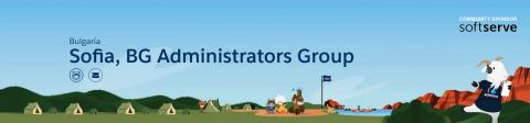 Salesforce Sofia Admin Group
