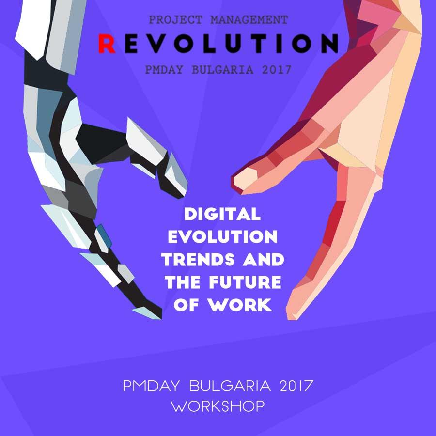 Levent Kokrmaz - Digital Revolution/Evolution Trends and the Future of Work