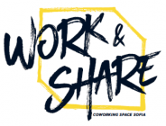 Work and Share logo